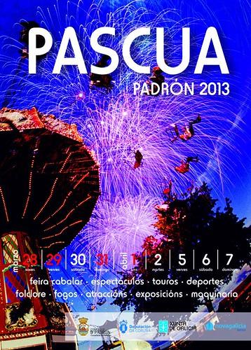 Padrón 2013 - Pascua - cartel
