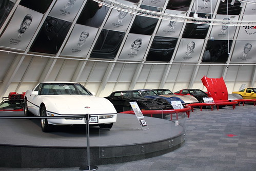 Corvette Hall of Fame