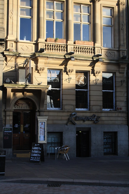 Newcastle And The North East Restaurants Cafes And