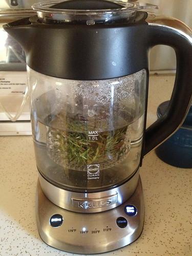 Rosemary Tea #2