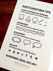 Sketchnoting Tips