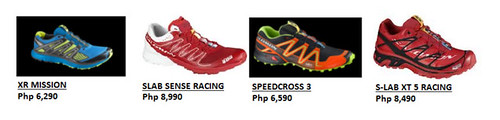 Microsoft Word - RECOMMENDED GEAR for the SALOMON XTRAIL PILIPINAS 2013.docx