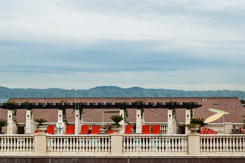 Hotel Valencia vista - #78/365 by PJMixer