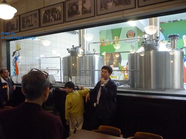 寶萊納啤酒儲槽(寶萊納啤酒餐廳、本場流專業麵店導覽)