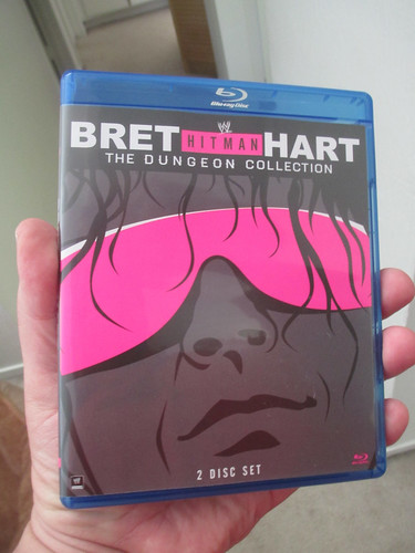 Bret Hitman Hart Dungeon Collection