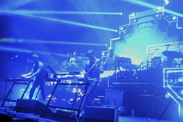 3.16.13 STS9 at Congress Theater by Brent Greene