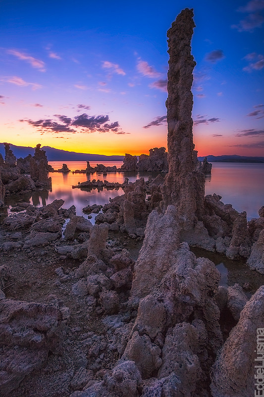 Mono Lake Sunset [Explored 03/24/13]