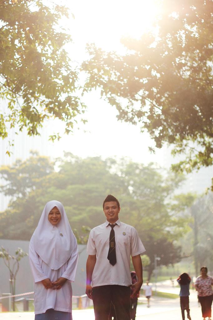 Feetrah + Haniff | Pre Wedding