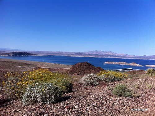 Historic Railroad Trail, Lake Mead