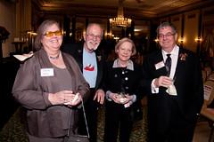 Mon, 2013-03-25 18:43 - Joanne Leslie, Bob Feigenheimer, Irene Sorenson, & Craig Leslie Photo by Johnny Knight