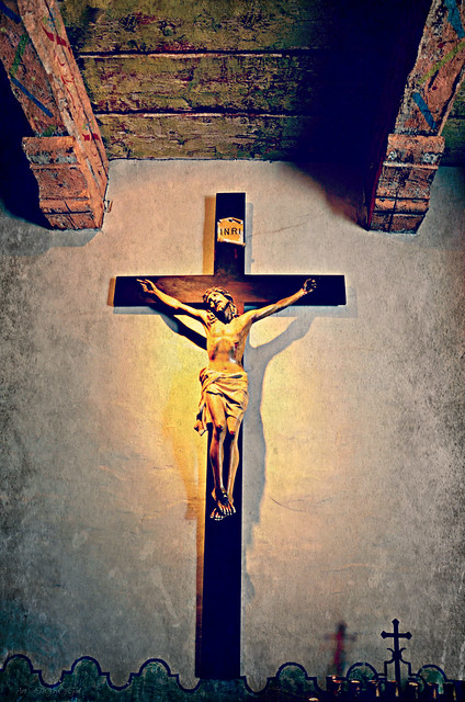 """""""The Lord Became Obedient To Death..."""""""