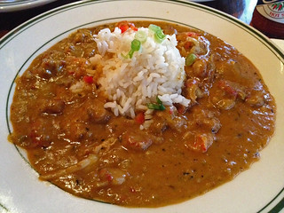 Crawfish Etouffe - Bud's Louisiana Cafe