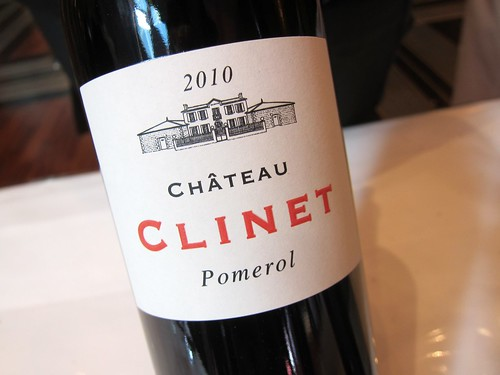 2010 Chateau Clinet