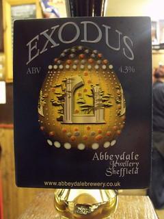 Abbeydale, Exodus, England