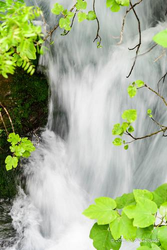 israel waterfall il golan naturelandscape