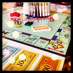 #Monopoly with my boys. #SpringBreakers