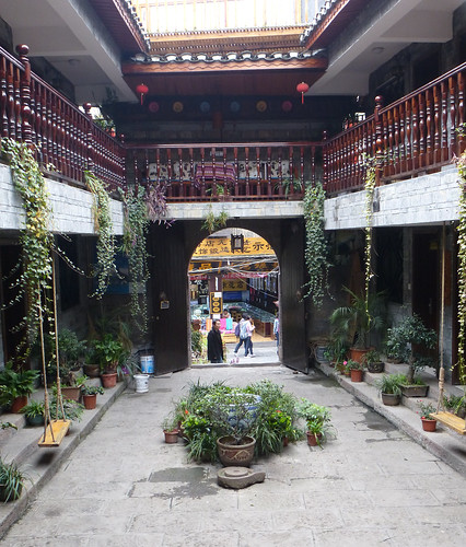 Hunan13-Fenghuang-Ville-Rive Nord (67)
