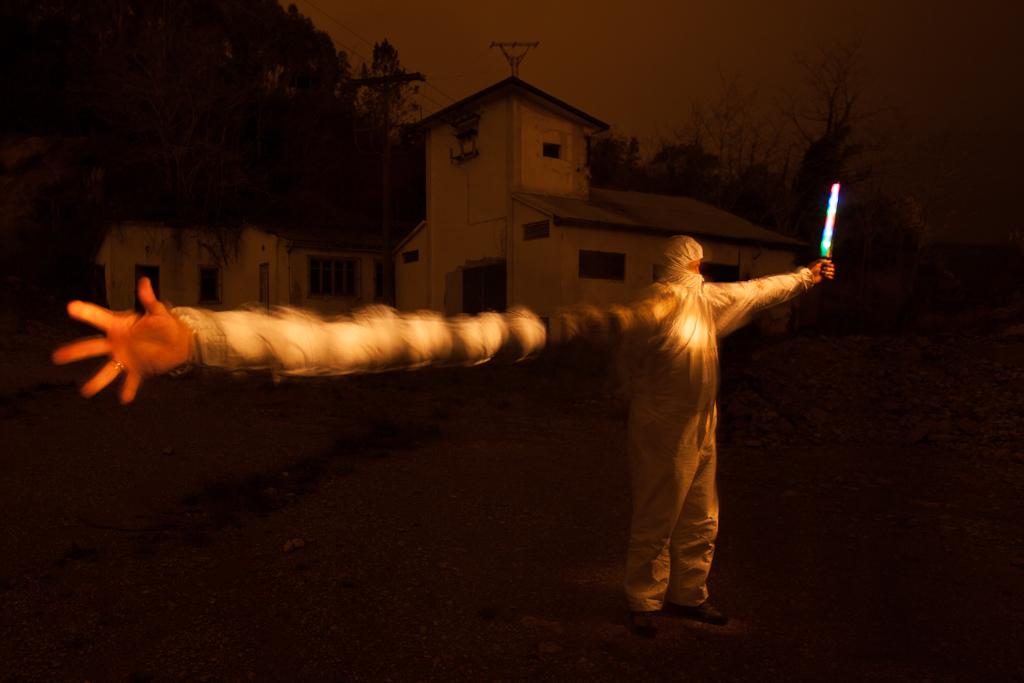 ORK, El brazo tonto de la luz