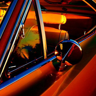 1968 Dodge Charger R/T Avatar - Quarter Light Sunset