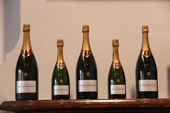 The Boat Race 2013 & Bollinger