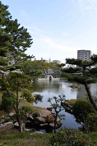 Hiroshima Shukkeien Gardens