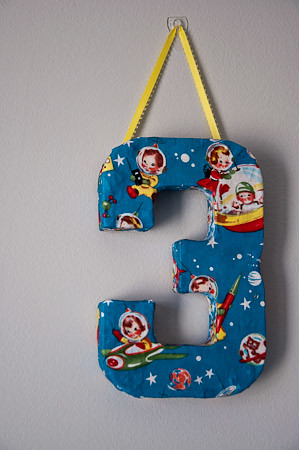 3rd Birthday Wall-12