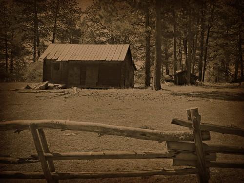 abandoned sepia rural colorado decay remote pinon uncompahgreplateau