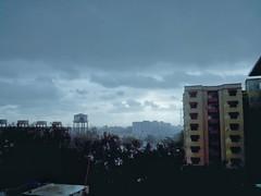 میرے شہر میں بارش