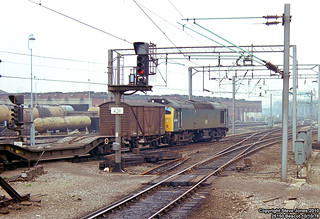 25150 at Bescot 1978