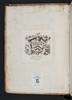 Armorial bookplate of Consul Smith in Ovidius Naso, Publius: Opera