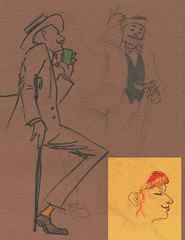 Dr. Sketchy's : Warmups