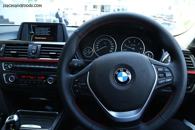 Maxis Business Showcase 12 & 13 April Ingress Auto BMW 320d