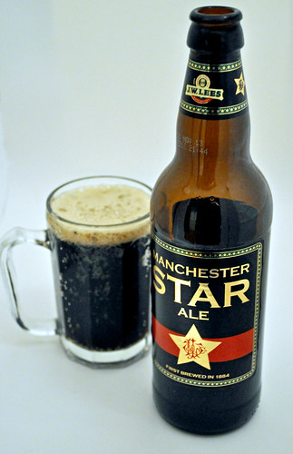 JW Lees Manchester Star Ale