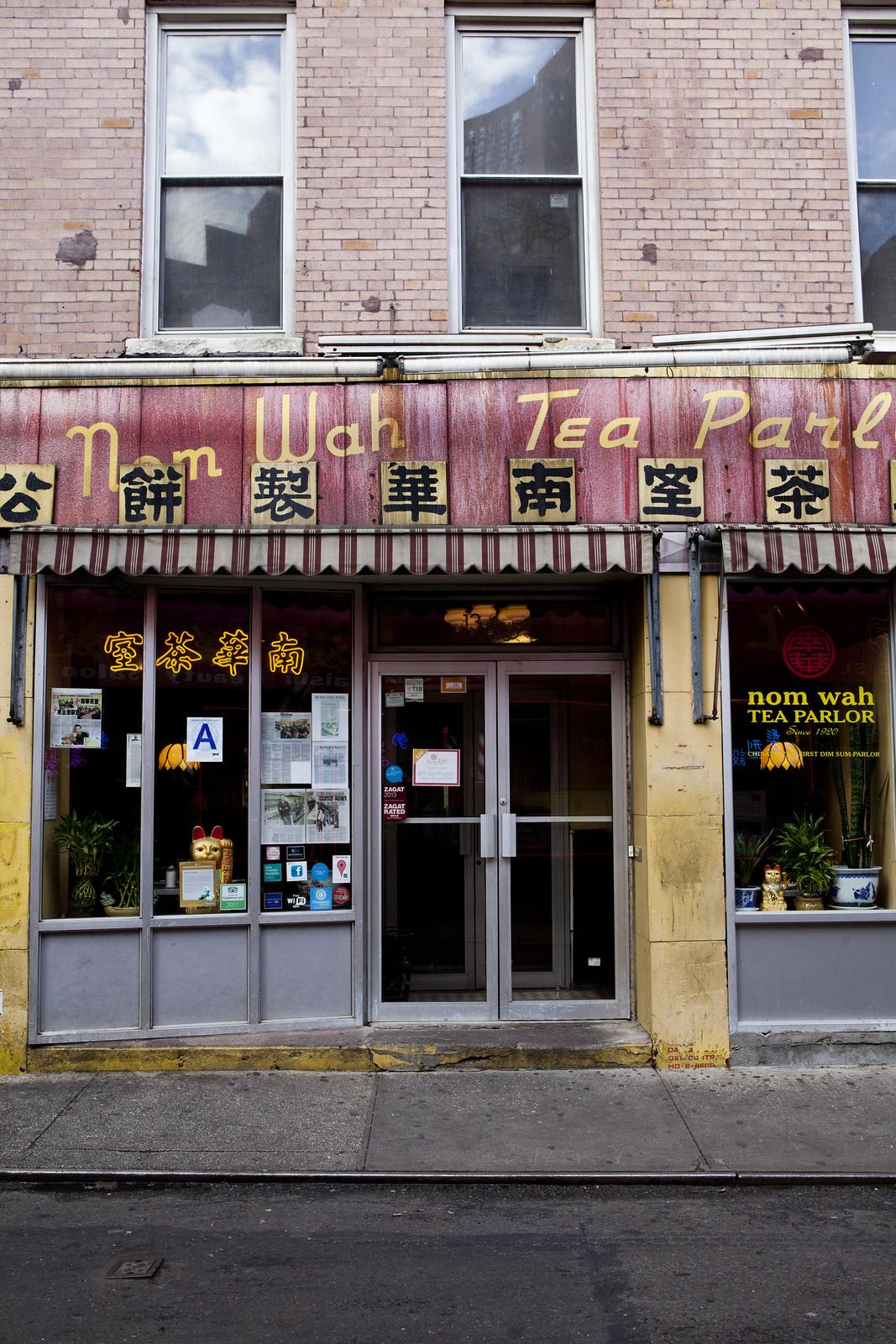 Nom Wah Tea Parlor | Nicole Franzen