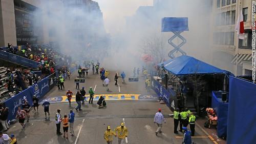 Explosiones en el Maraton de Boston