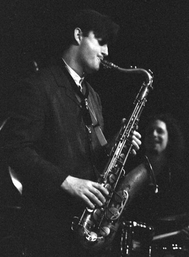 Tommy Smith Sextet c 1986 19