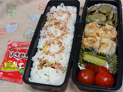 お弁当 / lunch box (1000  Upload Anniversary )
