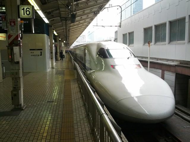 0620 - En el shinkansen