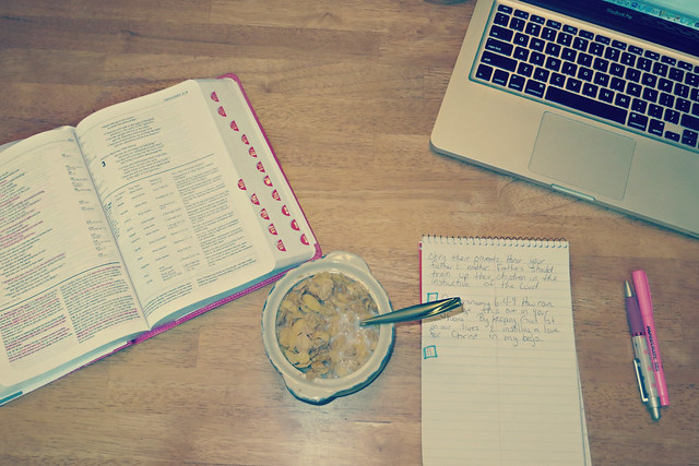 107.365 {Breakfast with my Bible}