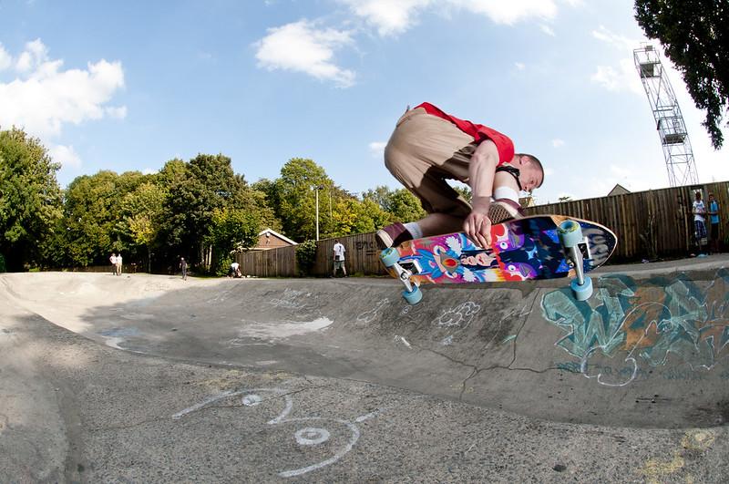 The Thrill of Skateboarding