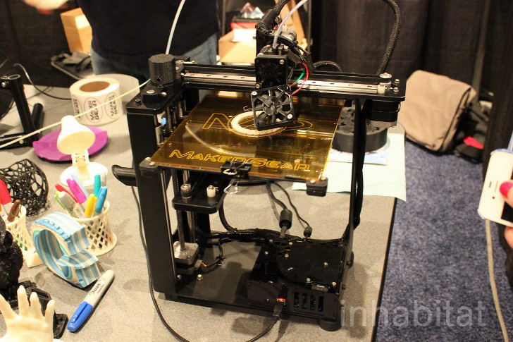 Inside 3D Printing Expo