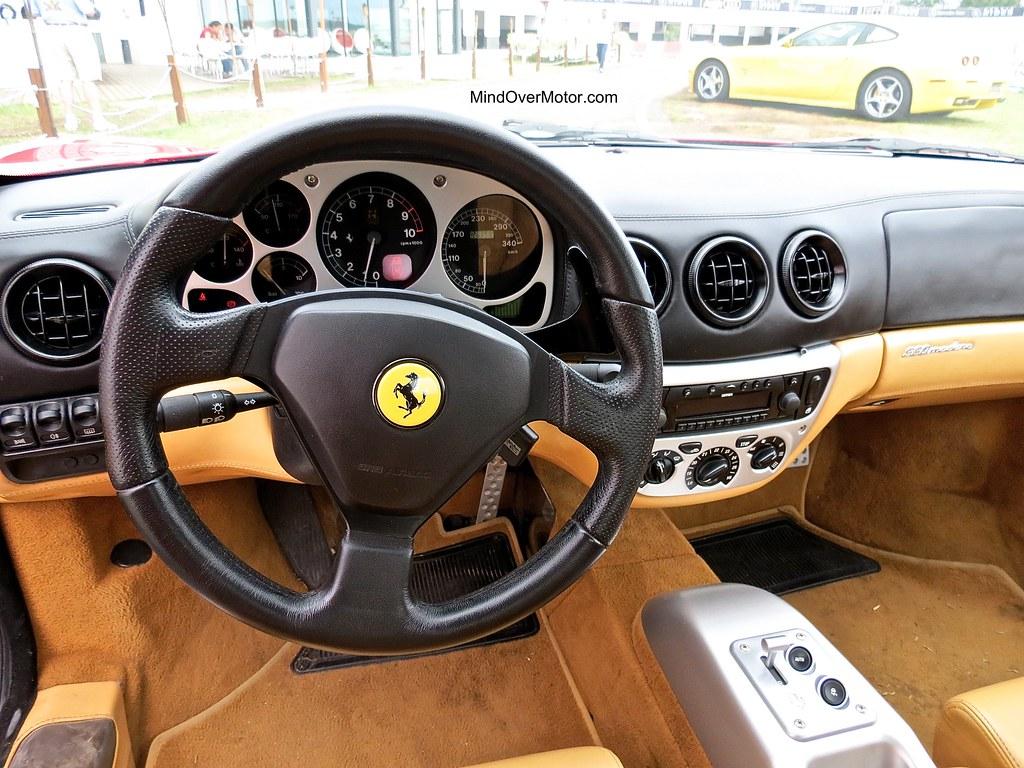 Used 2000 Ferrari 360 Modena For Sale ($105,900) | Marino ... |Ferrari 360 Modena Interior