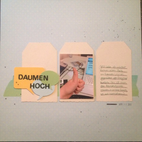 Daumen hoch! by Tanni1505