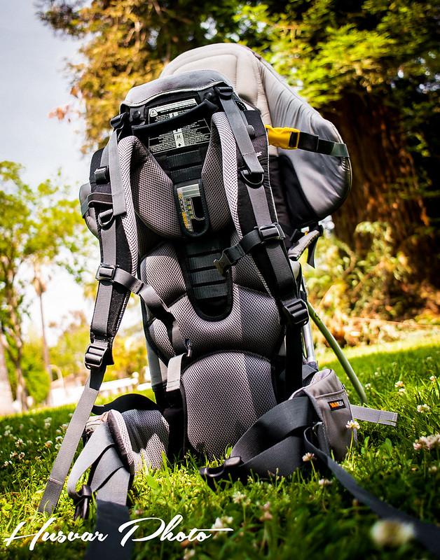 Deuter Kids Comfort Carrier III review husvar-photo neil-husvar