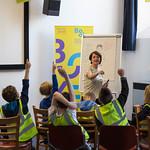 Schoolchildren enjoying an interactive workshop | © Amy Muir