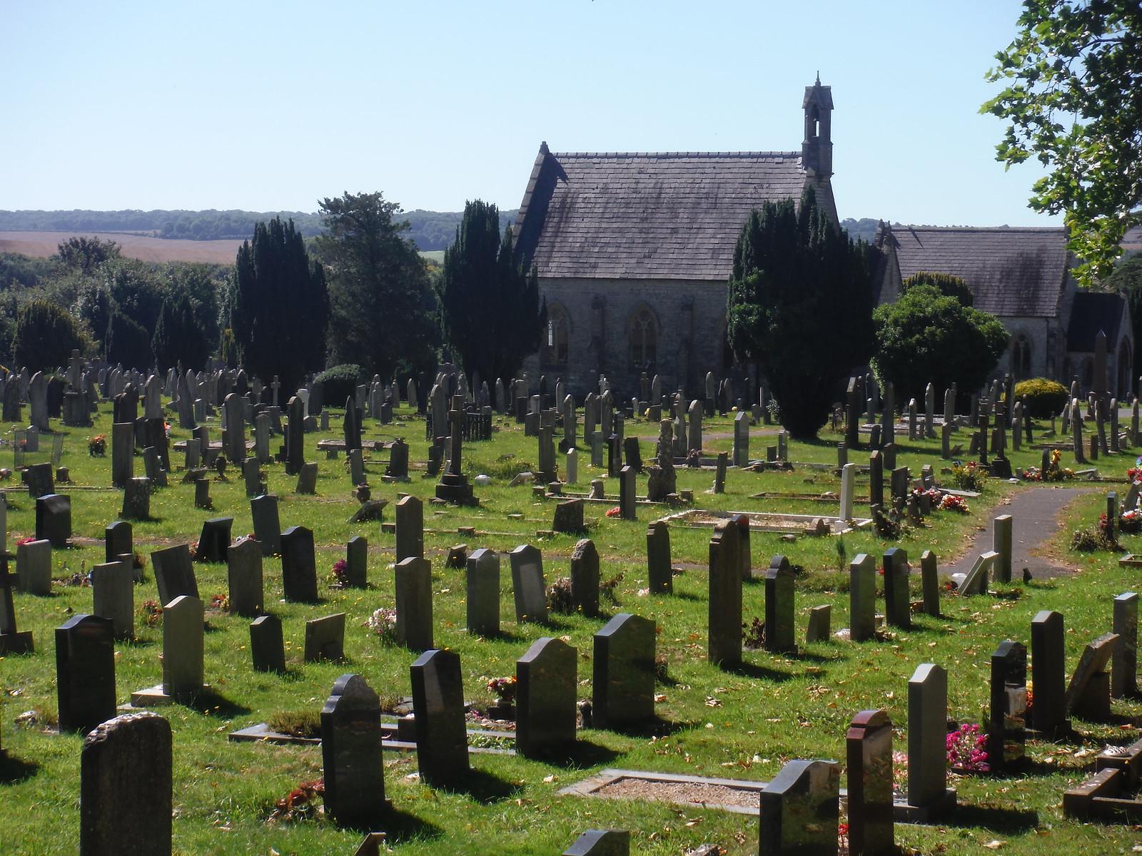 Dorchester Cemetery SWC Walk 275 Dorchester South Circular or to Portesham