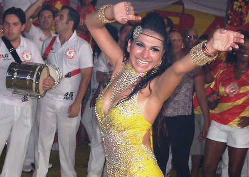 Samba school revamped
