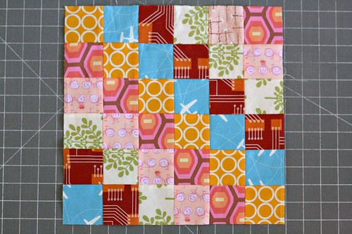 Jauary blocks: do. good Stitches Heal circle