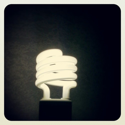 #EcoFriendly Bright Idea