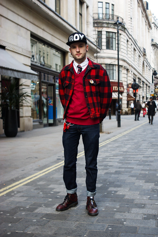 Street Style - Edward, London